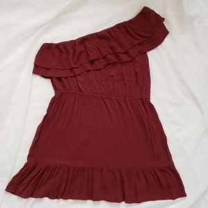 Mossimo One Shoulder Spring / Summer Dress